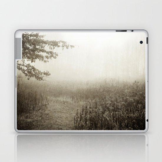 Dreaming in B&W Laptop & iPad Skin