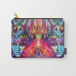 Aya Goddess Carry-All Pouch
