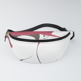 Face Fanny Pack