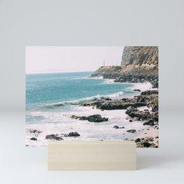 Highway 101 California Mini Art Print