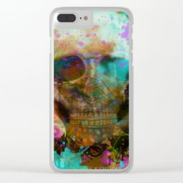 Subliminal Clear iPhone Case