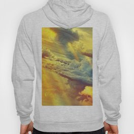 Flying in height Hoody