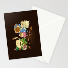 Yep, just a little bit of fairy peanut butter Stationery Cards
