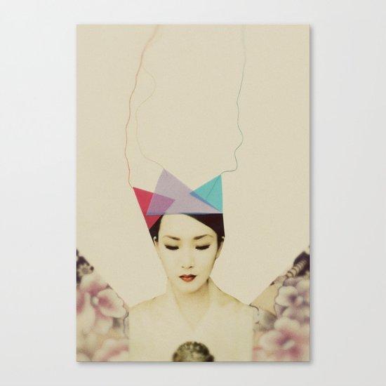 q8 Canvas Print