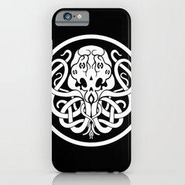 Cthulhu Symbol iPhone Case