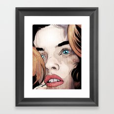 Barbara Framed Art Print