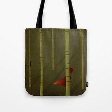 Little Red Ridding Hood Tote Bag