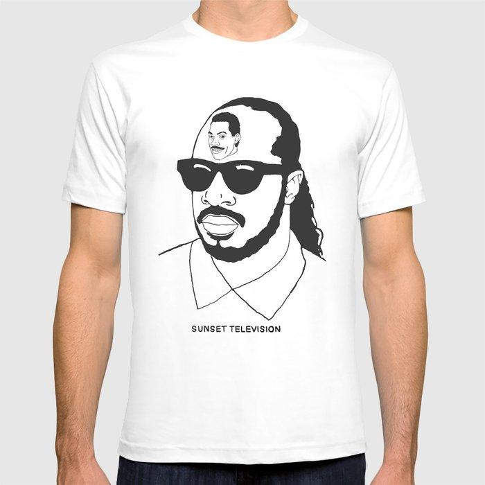 Sunset Television Stevie Eddie T-shirt