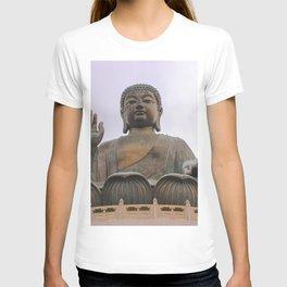 Giant Buddha - Lantau Island, Hong Kong T-shirt