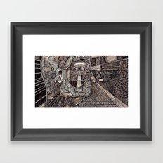 Headspace (Still Frame 3) Framed Art Print