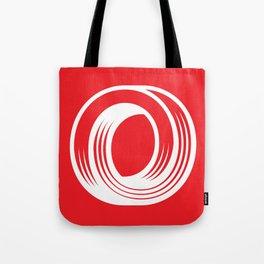 Shaded O Tote Bag