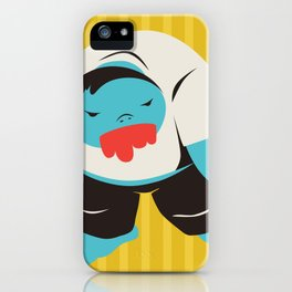 Zombie Dave iPhone Case
