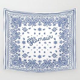 bandana Wall Tapestry