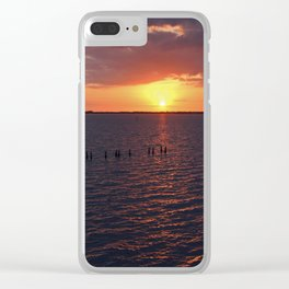 A Fort Myers Fiesta Clear iPhone Case