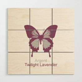 Ulysses Butterfly 14 Wood Wall Art