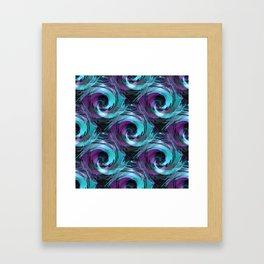 Smoothin... Framed Art Print