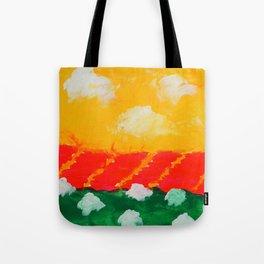 Wild Sheep Tote Bag