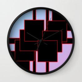 Colorandblack series 681 Wall Clock