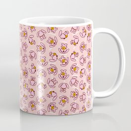 Botanken's Pattern Dream: Pink. Coffee Mug