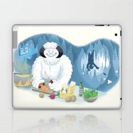 Frozen Dinner Laptop & iPad Skin