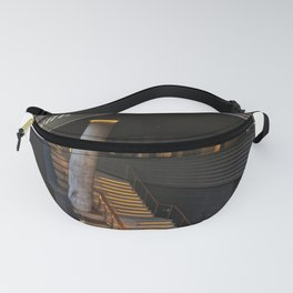Glowing Exterior Fanny Pack