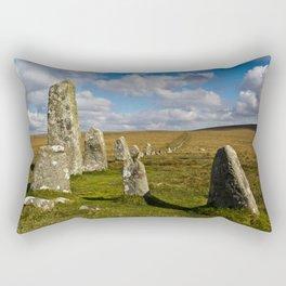 Dartmoor Stone Row Rectangular Pillow