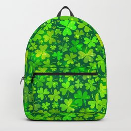 Magic clovers Backpack