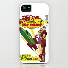 Roger & Lily adventures iPhone Case
