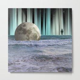 Dreaming At High Tide Metal Print