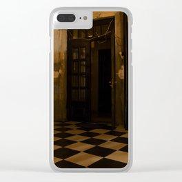Night in Batumi Clear iPhone Case