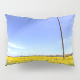 Summer English Farm Pillow Sham