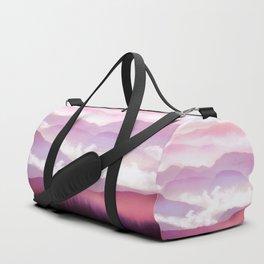 Candy Floss Mist Duffle Bag