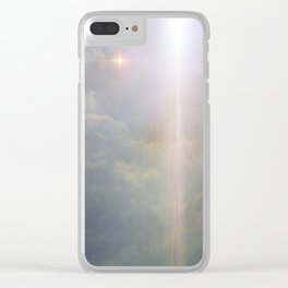 Nebula NGC 2023, Orion Constellation Clear iPhone Case
