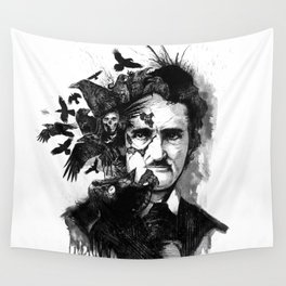 Poe Wall Tapestry