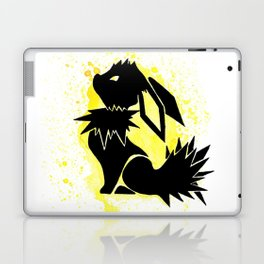 Jolteon Splash Silhouette Laptop & iPad Skin
