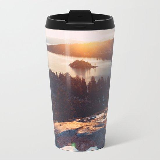 Landscape photography 2 Metal Travel Mug