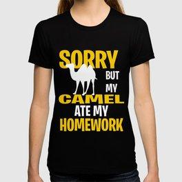Funny Camel Present Idea T-shirt