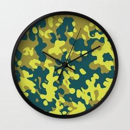CAMO03 Wall Clock