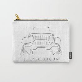 Jeep Wrangler Rubicon Carry-All Pouch