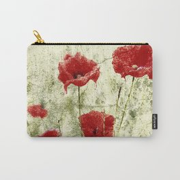 PoppyArt 2 Carry-All Pouch