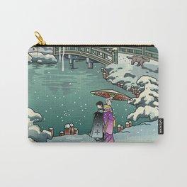 Ukiyo-e: Yuri on Ice Carry-All Pouch
