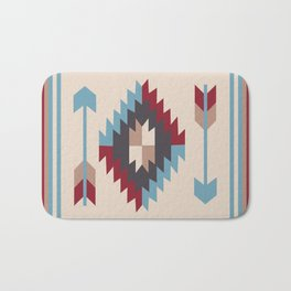 American Native Pattern No. 12 Bath Mat