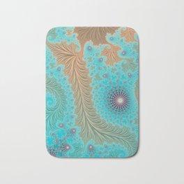 Aquae - Fractal Art Bath Mat