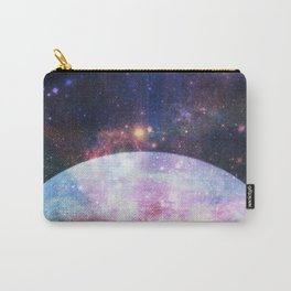 Mystic Lake : Fantasy Moon Landscape Carry-All Pouch