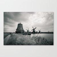 regina mills Canvas Prints featuring Mills... by belkat