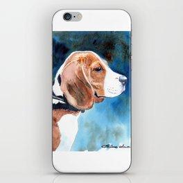 Bonny Beagle iPhone Skin