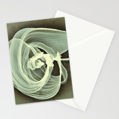 A Smooth Awakening Stationery Cards