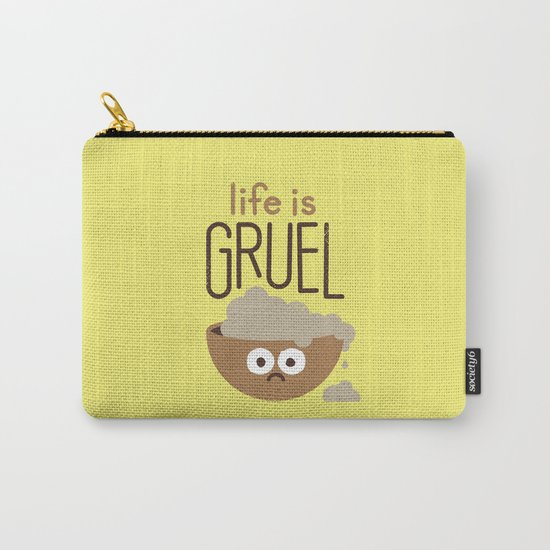 Consider Yourself... Warned Carry-All Pouch