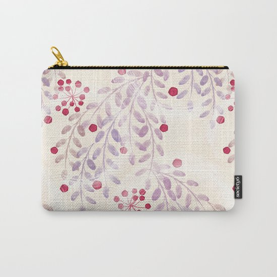 Delicate sprigs 2 Carry-All Pouch
