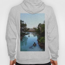 Downtown at Dusk Hoody